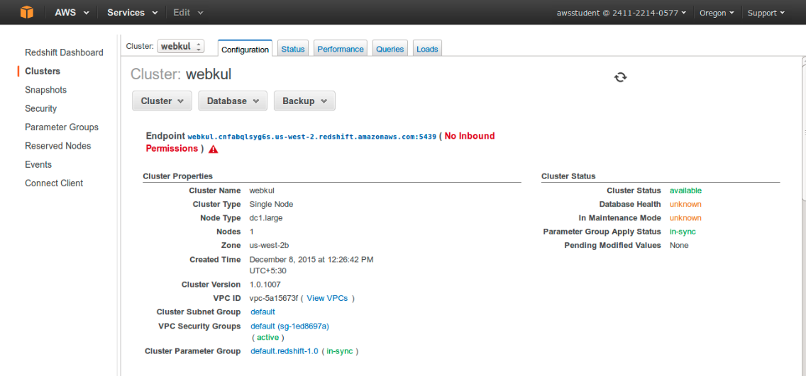 Amazon Redshift : Your own Data Warehouse on cloud - Cloudkul