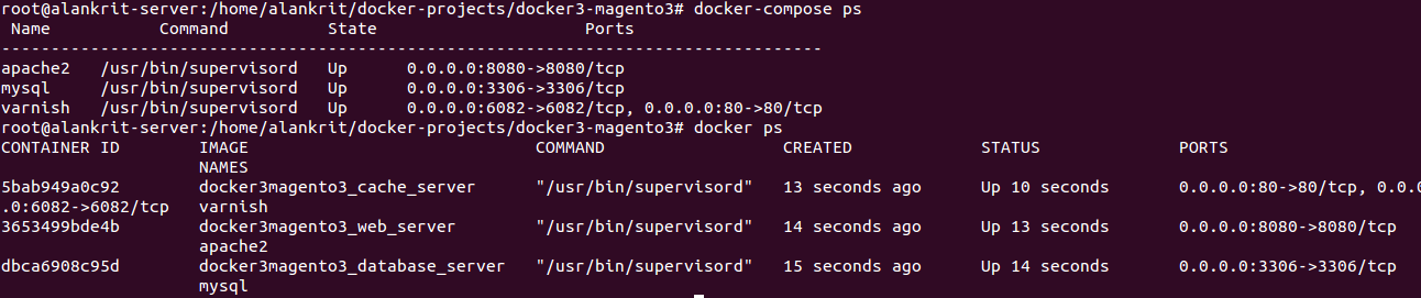 Magento 2 and Varnish Cache Integration With Docker-Compose